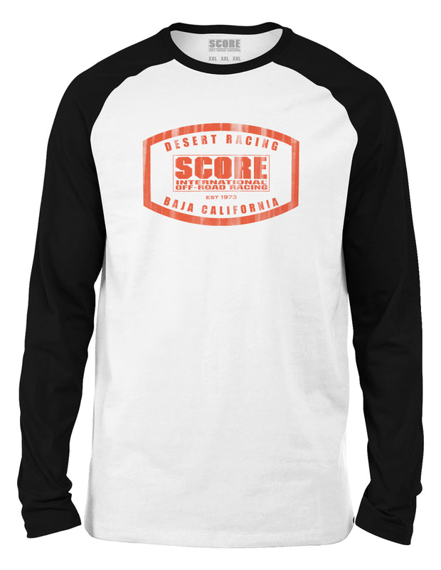 Desert Racing Long Sleeve Tee