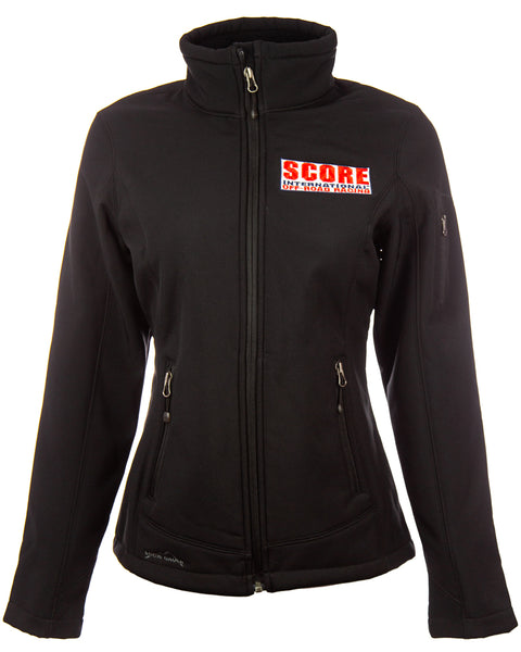 Ladies Rugged Soft Shell Jacket