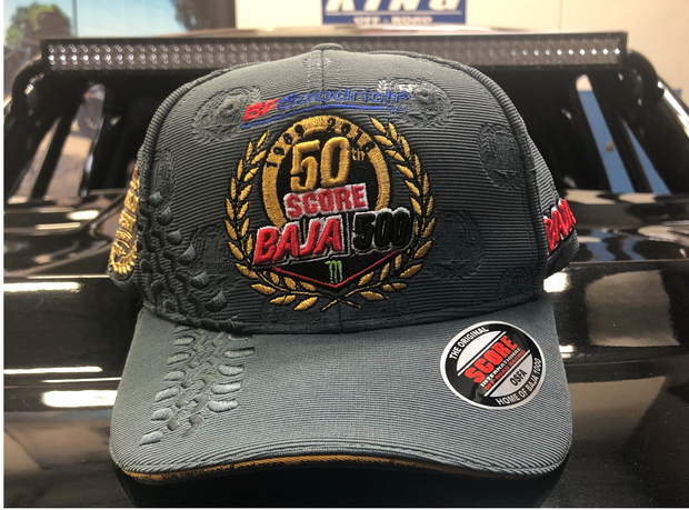 50th BAJA 500 ANNIVERSARY Adjustable Hat