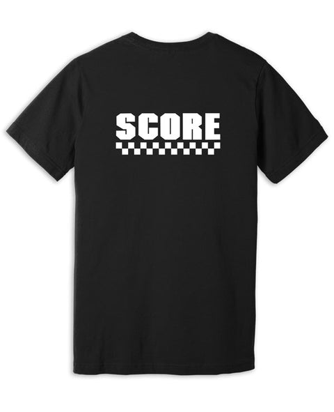 SCORE Checkered Flag Tee
