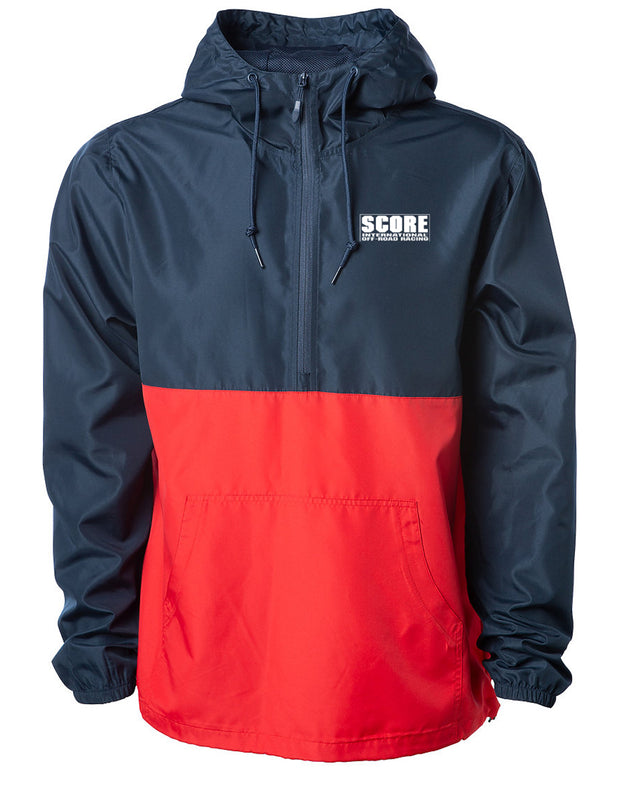 SCORE Windbreaker Anorak Jacket