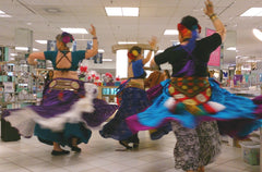 Elysium Tribal dances at Lime Ridge Mall Hamilton