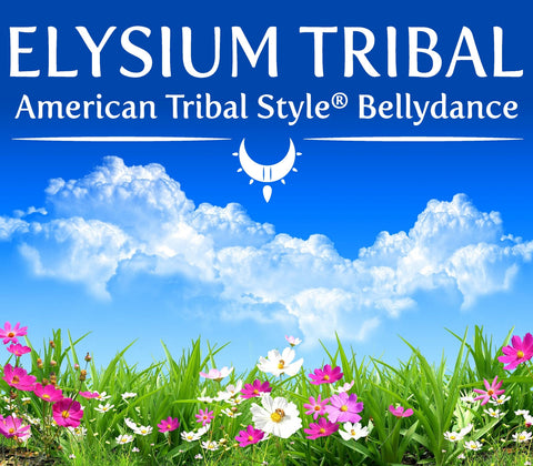 beginner level American Tribal Style belly dance classes