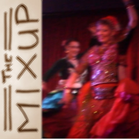 Elysium Tribal appears in The MixUp variety show at The Staircase Cafe Theatre