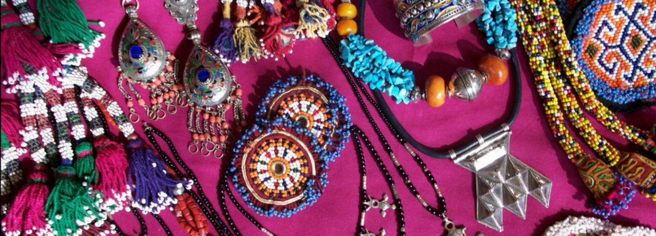 Elysium Tribal Costuming Supplies for ATS® and tribal fusion bellydancers