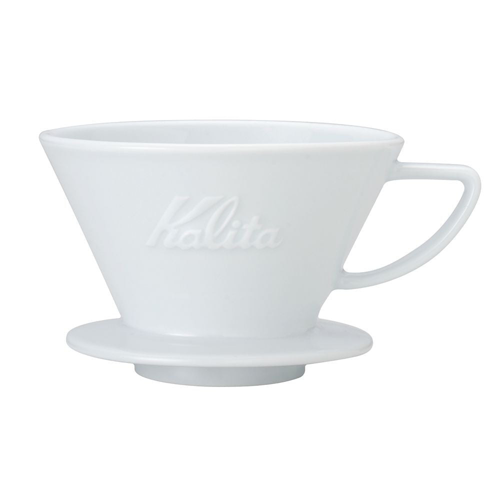 Kalita Wave Dripper White Ceramic 185