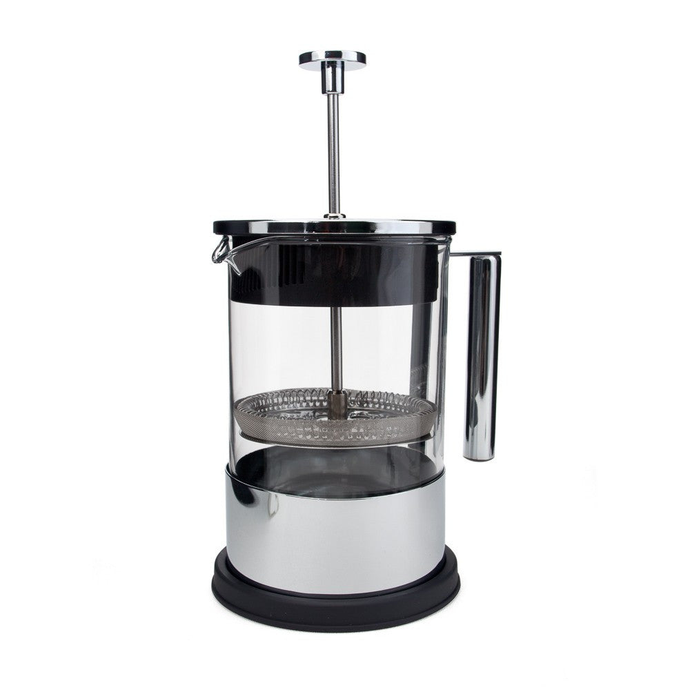 Yama Glass 6 Cup Coffee/Tea French Press (30oz)