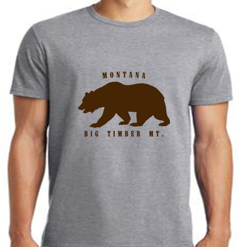 Big Timber Bear T-Shirt
