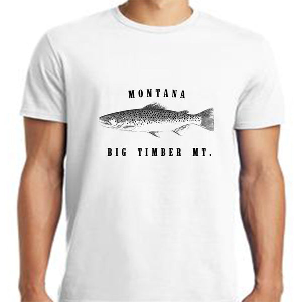 Big Timber Trout T-Shirt