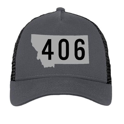 Montana State 406 Hat