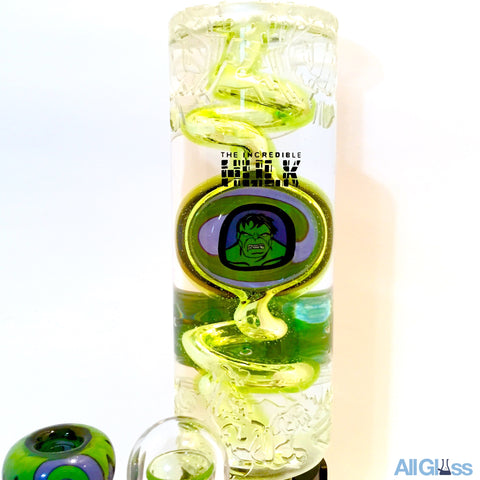 Illadelph Glass Liberty 503 Incredible Hulk Dave Strobel