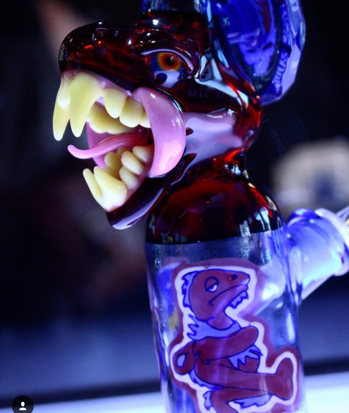 Elbo Glass Raptor