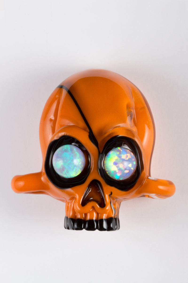 AKM Lava Skull Northstar Glass ABR Imagery