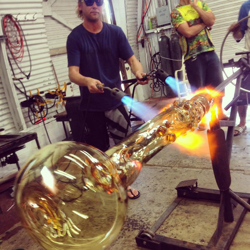 jerome baker jason harris glassblowing webinar