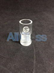 East 8th Glass 18mm Glass Dome