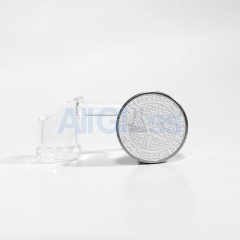 Mothership Glass Limited Quartz Swing of Life - Right Handed White Dial , Glass Concentrate Accessory - AllGlass.com, AllGlass.com  - 1