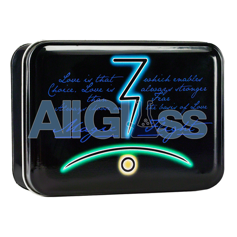 Magic-Flight Launch Box Tin , Vaporizer Accessories - VapeWorld, AllGlass.com