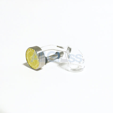 Mothership Glass Quartz Swing - Left Handed Gold Dial , Glass Concentrate Accessory - AllGlass.com, AllGlass.com  - 1