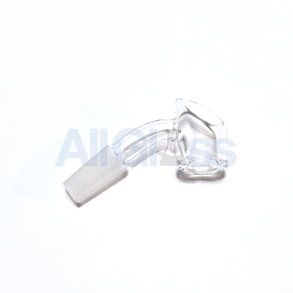 Evan Shore Quartz Bangarang - 45 Degree 10mm Male , Glass Concentrate Accessory - AllGlass.com, AllGlass.com