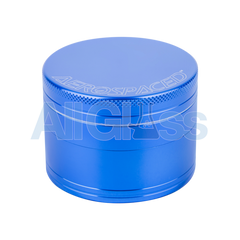AEROSPACED 4 Piece Grinder/Sifter with Removable Screen