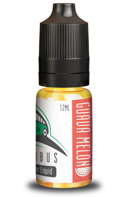 Organabus Organic Guava Melon CBD E-Juice  - 60mg [12ml Bottle]