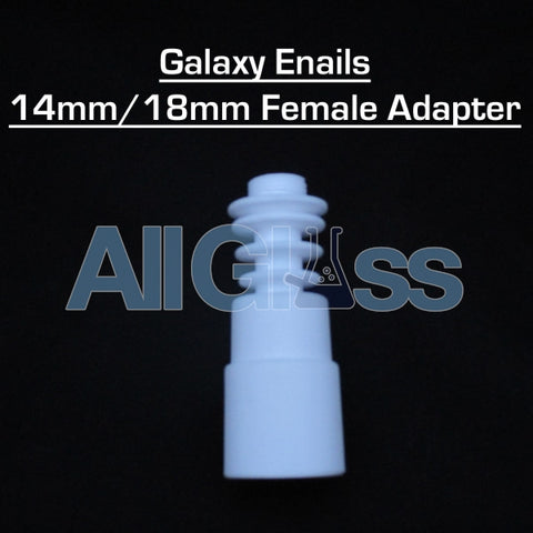 Galaxy E-Nail - 14/18mm Female Ceramic Adapter , ENails - Galaxy ENail, AllGlass.com