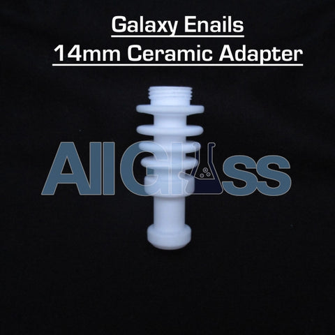 Galaxy E-Nail - 14mm Ceramic Adapter , ENails - Galaxy ENail, AllGlass.com