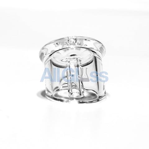 "MXFZ XL ""Top Hat"" Banger Carb Cap , Concentrate Accessory - AllGlass.com, AllGlass.com"