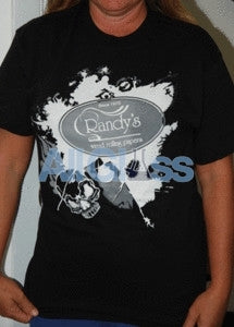 Randy's T-Shirt (Art Design) , Apparel - Randys, AllGlass.com