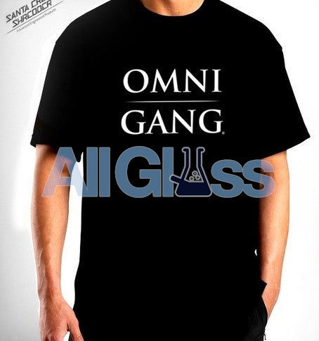 Santa Cruz Shredder Omni Gang T-Shirt , Apparel - SantaCruzShredder, AllGlass.com