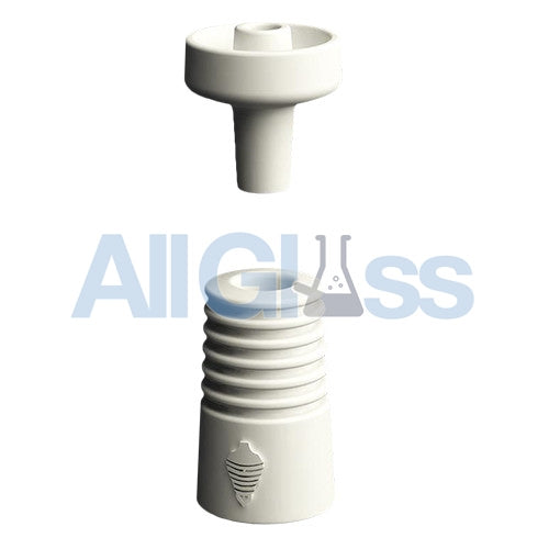 HIVE Ceramics 2 Piece Domeless Element 14mm-18mm , Concentrate Accessory - HIVE Ceramics, AllGlass.com