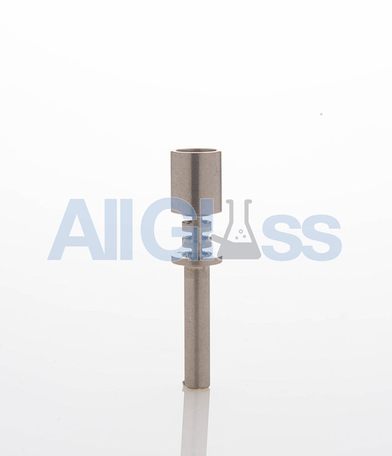 PURR Glass 10mm Titanium XFLO Nail , Concentrate Accessory - PURR Glass, AllGlass.com