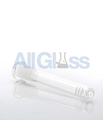 "PURR Glass 14/19mm Bushing Downstem - 3.5"" - Clear , Concentrate Accessory - PURR Glass, AllGlass.com"