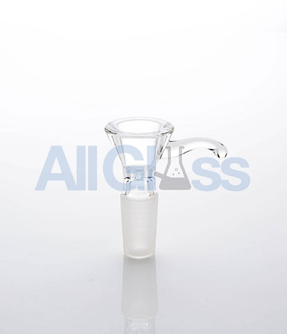 PURR Glass 14mm Round Bowl - Clear , Concentrate Accessory - PURR Glass, AllGlass.com