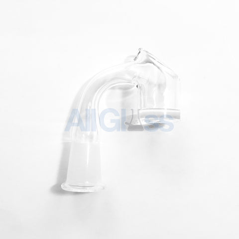 Mayoral Glass Gentlemen's Banger Quartz Banger - 10mm Female , Glass Concentrate Accessory - AllGlass.com, AllGlass.com