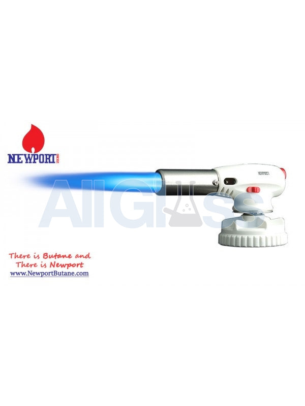Newport Zero Fit on Top Torch - White , Smoking Accessory - Newport Butane, AllGlass.com  - 1