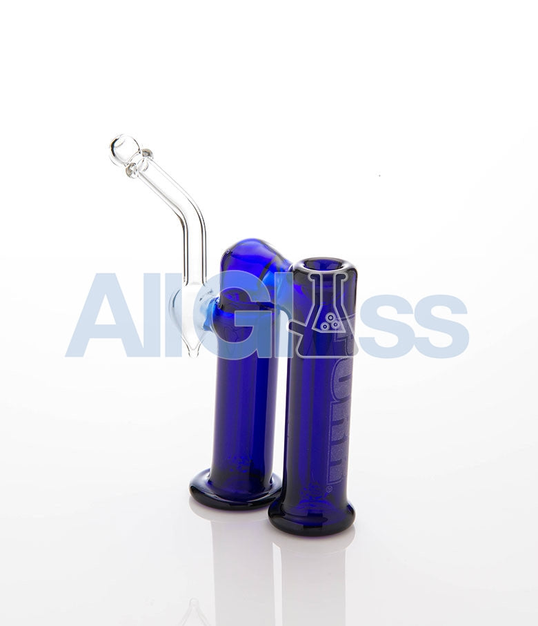 PURR Glass Slim Double - Blue , Flower - PURR Glass, AllGlass.com