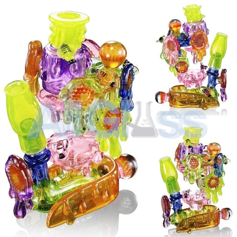 Elbo x Joe Peters Candyscope Microscope Collaboration , Glass Accessories - AllGlass.com, AllGlass.com