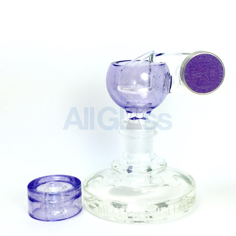 Mothership Glass XL Megapot Bucket Set - Purple Rain
