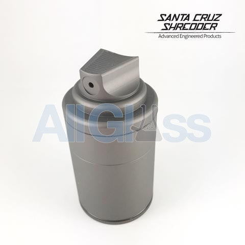 Santa Cruz Shredder x Vogue TDK Limited Edition 3 Piece Spray Can Shredder + Storage Container - Matte Grey