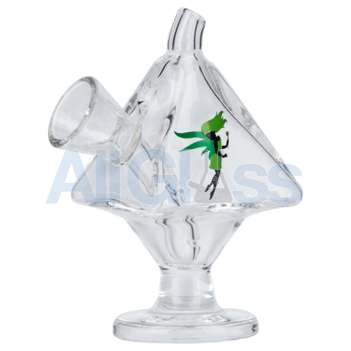 MJ Arsenal King Toke Blunt Bubbler - Pyramid Pocket Joint and Blunt Bubbler
