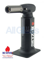 N-Zero Butane Torch - Black , Smoking Accessory - Newport Butane, AllGlass.com  - 2