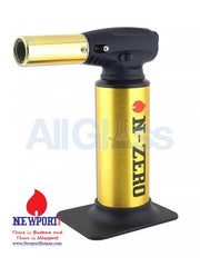N-Zero Butane Torch - Gold , Smoking Accessory - Newport Butane, AllGlass.com  - 1