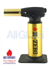 N-Zero Butane Torch - Gold , Smoking Accessory - Newport Butane, AllGlass.com  - 2