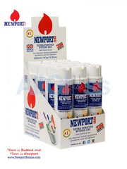 NEWPORT ZERO BUTANE LIGHTER GAS EXTRA PURIFIED 300 ml Box , Smoking Accessory - Newport Butane, AllGlass.com  - 1