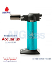 Horoscope Torch + Butane Can 300ml Kit , Smoking Accessory - Newport Butane, AllGlass.com  - 3