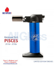 Horoscope Torch + Butane Can 300ml Kit , Smoking Accessory - Newport Butane, AllGlass.com  - 9