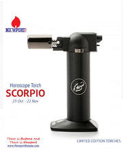 Horoscope Torch + Butane Can 300ml Kit