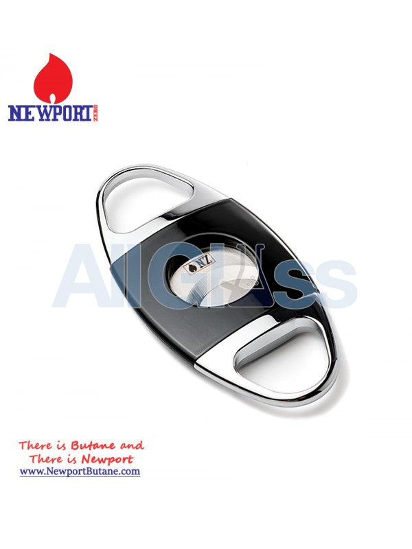 Cigar Cutter , Smoking Accessory - Newport Butane, AllGlass.com  - 1