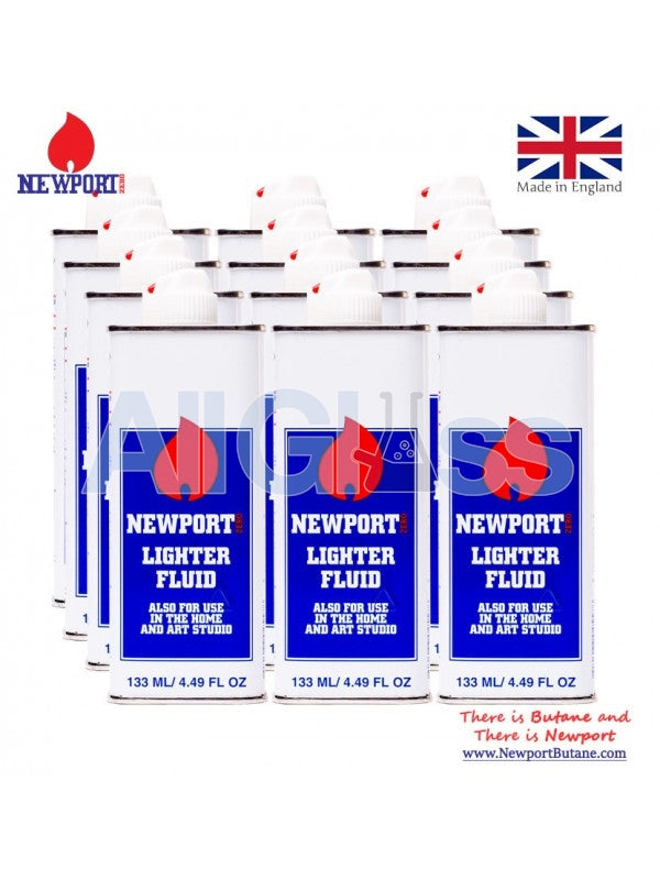 NEWPORT ZERO FLUID 4.49 FL OZ Box , Smoking Accessory - Newport Butane, AllGlass.com